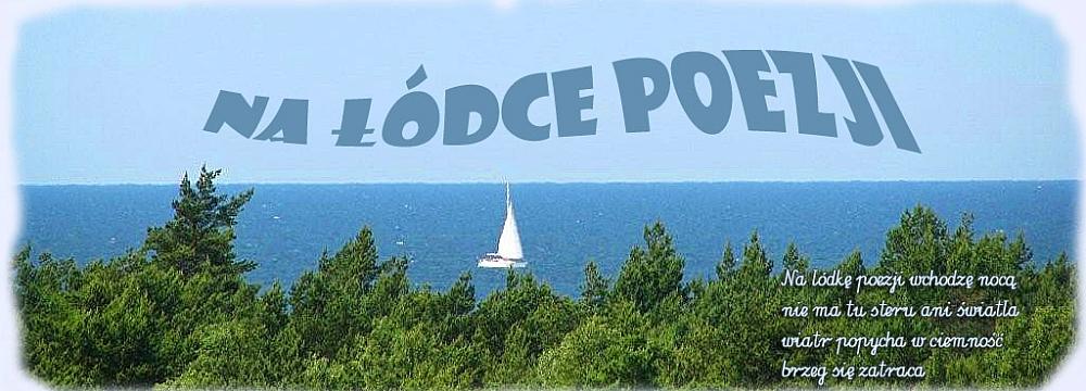łódka poezji