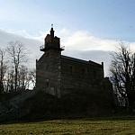 Kościół na szczycie Ślęży