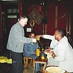 Przyjaźń polsko-etiopska przypieczętowana tegiem i wyborową