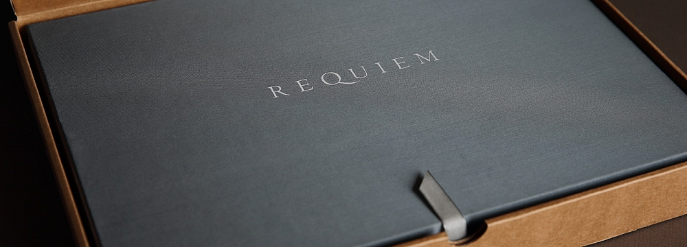 Album Requiem - Maciej Fiszer