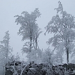Grudzień 2008 - Husyckie skały