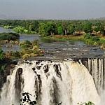 Wodospady Nilu-Błękitnego