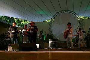 zespoł Whiskey River obchodził 20 lecie. Muzycy otrzymali prezenty