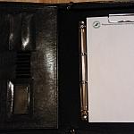 notatnik konferencyjny