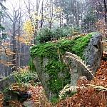 na szlaku do Wodospadu Szklarki