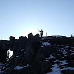 punkt widokowy na Wysokim Kamieniu