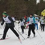 Bieg Narciarski Tropem Wilka 2014
