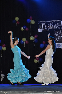 Festiwal Tańca w ZSEA we Wrocławiu, fot. Agnieszka Fiedler