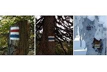znaki turystyczne