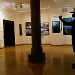 Olga Kamenskaja - wernisaż wystawy