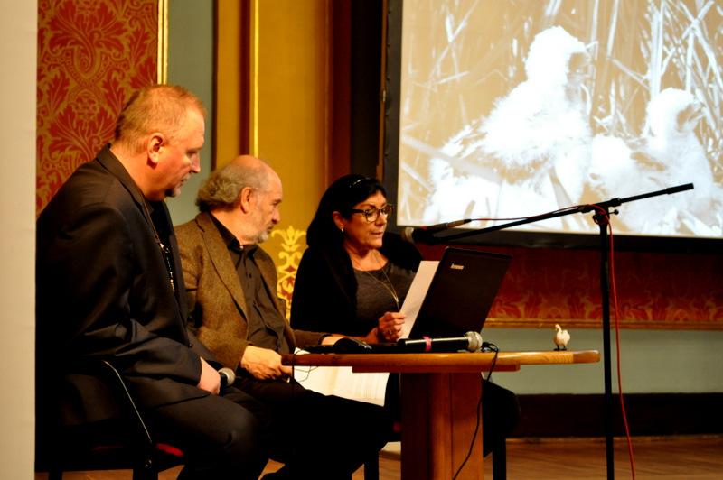 Tomasz Ogrodowczyk, Włodzimierz Press, Anna Puchalska, fot. Teresa Podgórska