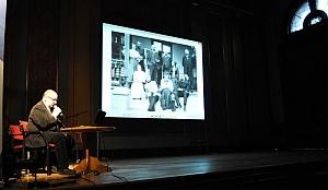 Spotkanie z Gościem Festiwalu Janem Walencikiem – WŁODZIMIERZ PUCHALSKI – Pionier Polskiej Fotografii Przyrodniczej i Filmu Przyrodniczego. POCZĄTEK  PASJI
