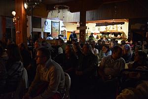 Publiczność zasłuchana