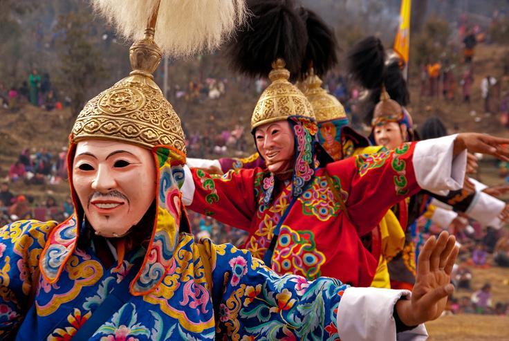 Bhutan, fot. Paweł Drozd