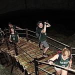 Autor  fot. Andrzej Węgiel. Jaskinie były świetnie przygotowane do zwiedzania.