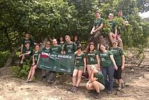 Ekipa wyprawy Lasy Świata - Borneo 2015, źródło fot. www1.up.poznan.pl/lasyswiata