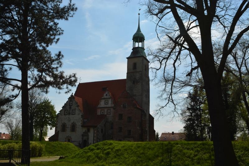 Kościół pw. więtej Trójcy  w Żorawienie
