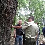 Spotkanie z leśniczym