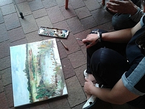 Atelier pod niebem