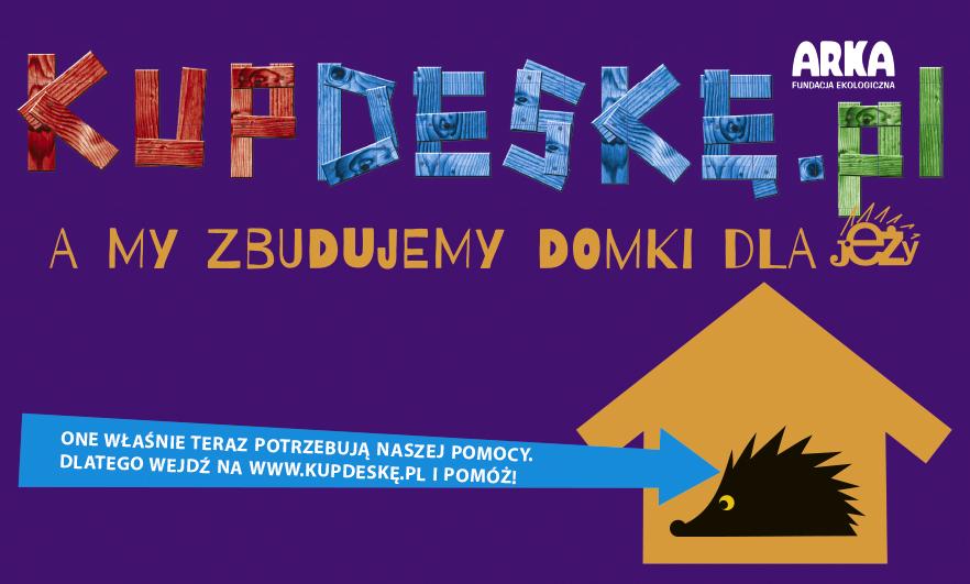 Plakat Kup deske_net