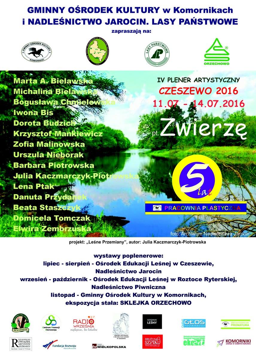 czeszewo 2016 plakat