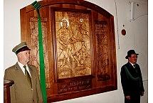 kapliczka z asystą honorową