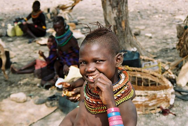 Afryka - fot. Beata Lewandowska-Kaftan