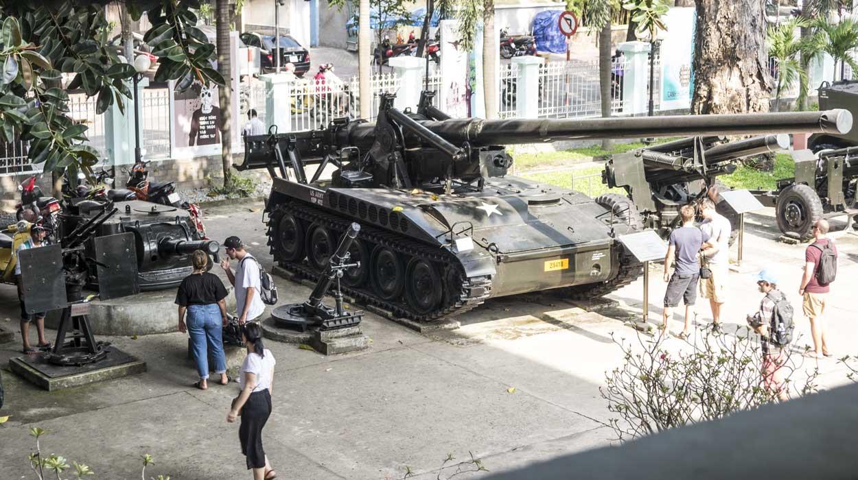 sajgon muzeum wojny