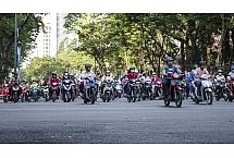 ulice sajgonu wietnam