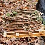 Konstrukcja sztucznego gniazda (fot. A. Traczyk)